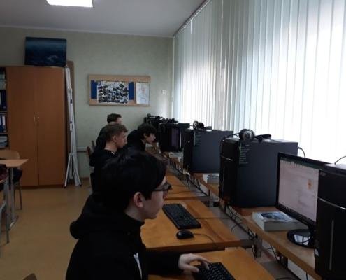 ІІ етап олімпіади з Офісних технологій