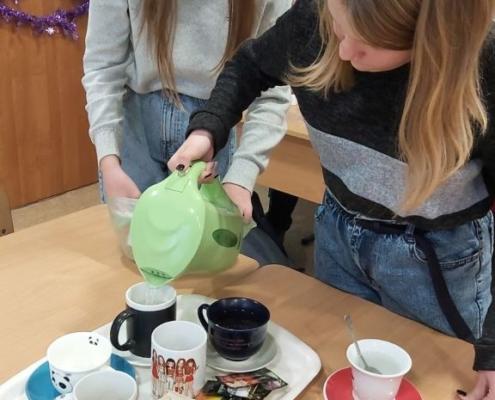 15 грудня - Міжнародний день чаю