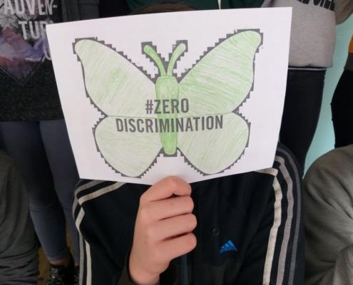 1 березня - День нульової дискримінації
