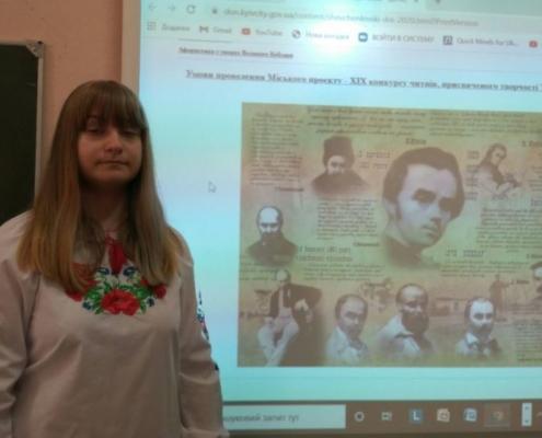 207 років з дня народження Тараса Шевченка