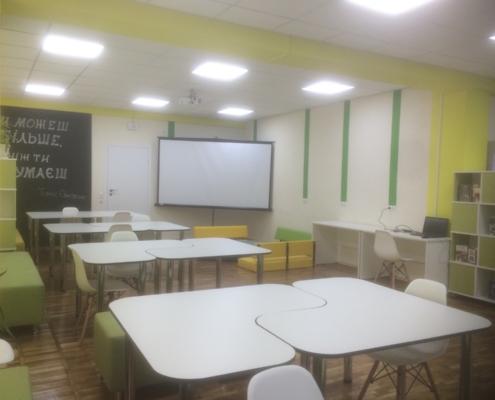 Створення інноваційного освітнього простору в школі №263